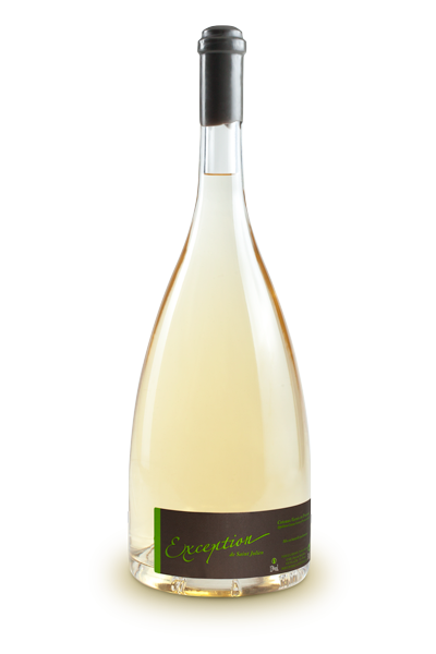 Exception de St Julien Blanc 2015, 300cl