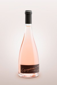 Exception de St Julien Rosé 2013, 75cl